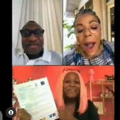 See What DJ Cuppy Told Her Parents That Made Them Excited
