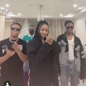 Fans React As Don Jazzy Posts A Video Of His Record Label Artists