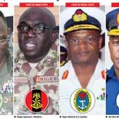 Tonight's Headlines: Service chiefs await Buhari's Mandate, I have Not Return To APC - Fatima Says