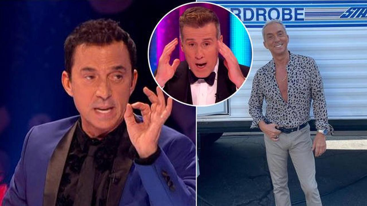 Why is Bruno Tonioli not on Strictly Come Dancing 2021?