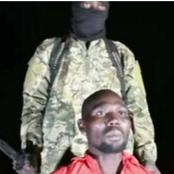 After This Pastor Was Released By Boko Haram, Check Out What He Did Allegedly
