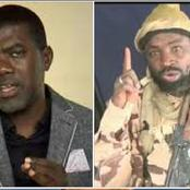 Reactions as Reno Omokri begs Shekau to show mercy to Pastor Yikura