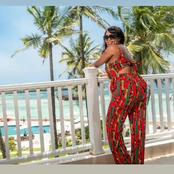 Maisha Matamu Jamani! Lilian Muli's Photos That Has Left People Admiring Her Lifestyle