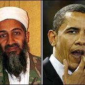 Obama:Why Osama Was Buried In The Sea and His Images Have Not Been Released To The Public