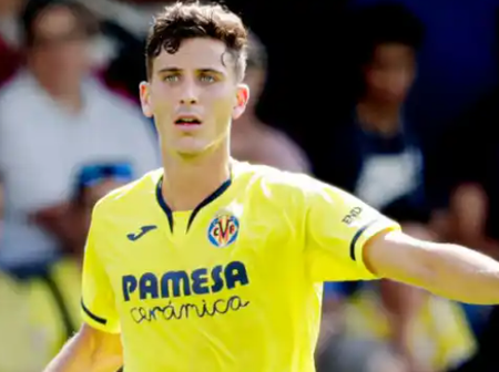 Manchester United To Pay £43m To Sign Villarreal Defender