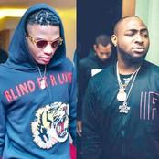 Davido's Fan Throws Shade At Wizkid After A Follower Cautioned DMW Boss For Displaying Money