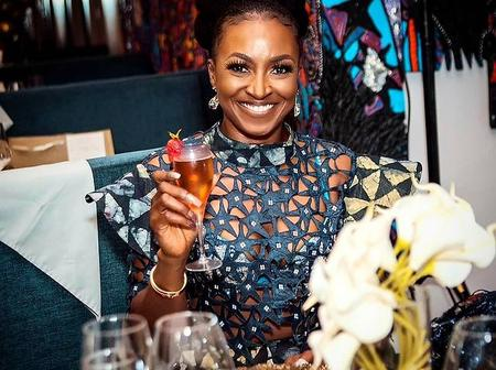 Actress Kate Henshaw looks stunning in her new photo