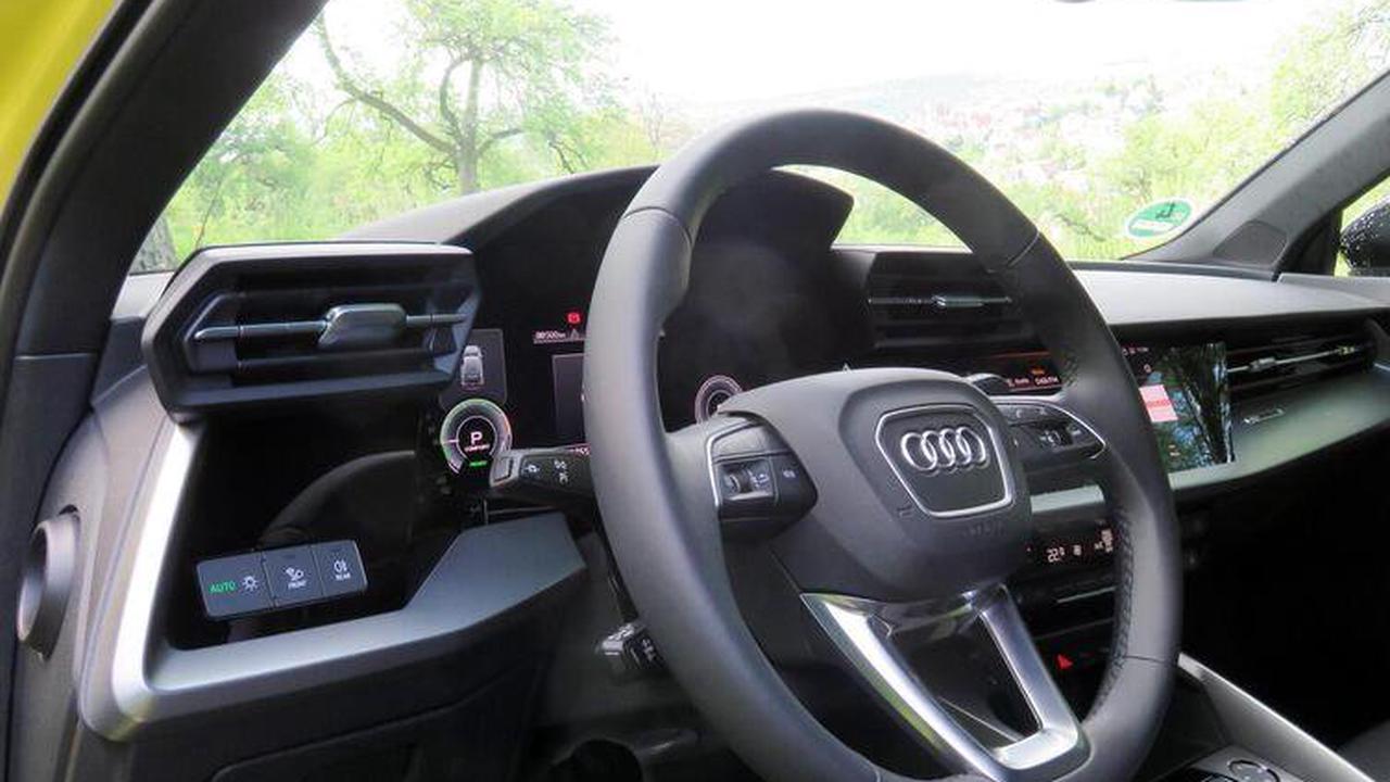 Audi A3 Sportback: Zu wenig für die Schwiegereltern ...