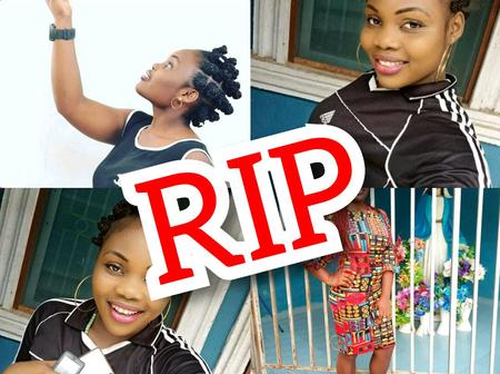 Vanity Upon Vanity - Details Of The Female Actress Who Died Prematurely After A Brief Illness