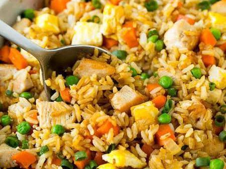 Recipe And Ways To Prepare Fried Rice