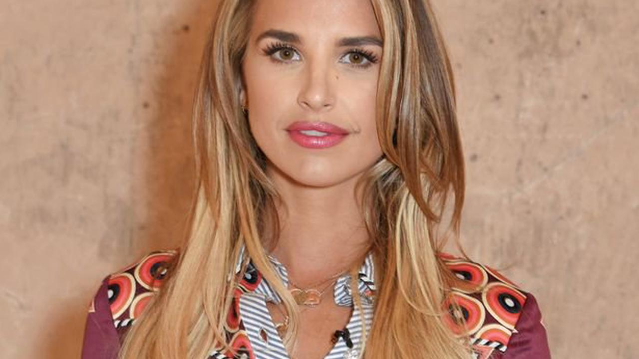 Vogue Williams says she 'moved on' after 'really easy' Brian McFadden divorce