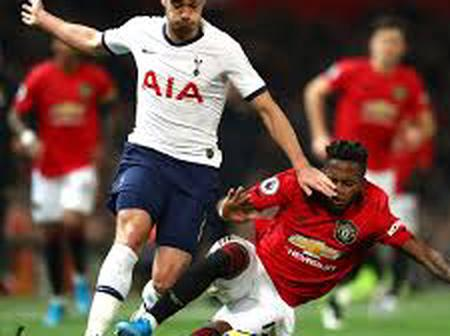 Spurs Vs Red Devils: Last 6 away Encounters show what can happen on Sunday