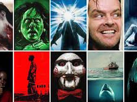 Top horror movies that are so scary