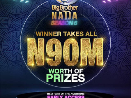 Easy steps for the big brother season 6 online audition 2021 for 90 million Naira.