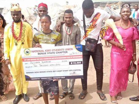 Igbo Students Association Comes Good Again in Benue State