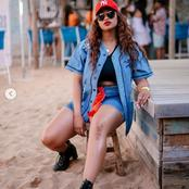 Isono actress causes a frenzy with her recent post.