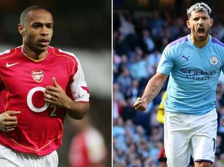 Arteta's Choice Between Thierry Henry and Sergio Aguero
