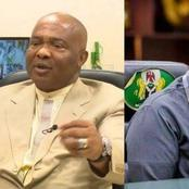 Open Letter To Governor Hope Uzodinma On His Sour Relationship With Senator Rochas Okorocha