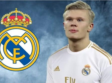 Real Madrid interested in signing Norwegian Striker, Barca keen on move for Man Utd top midfielder