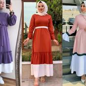Muslimahs, Check Out These Trendy Maxi Gown Styles for you