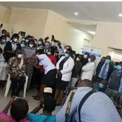 Kenyans Have Mixed Reactions as the First 10 People Receive Covid-19 Vaccine at KNH