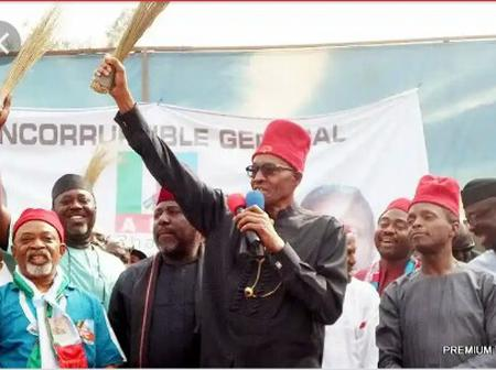 (Video) President Buhari Never Promised To Make 1 Dollar Equal To 1 Naira -Femi Adesina