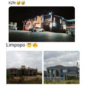 It Ended In Tears For A Man Who Posted This Photo And Claimed That It Was His House In KZN.