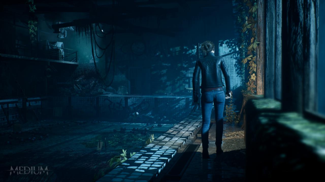 The Medium: Horror-Titel schafft den Sprung auf die PS5