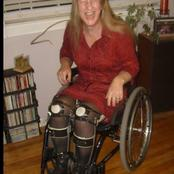 Meet the woman who was born perfectly normal but wishes to live as a disabled person