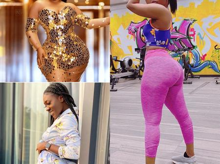 7 Celebrities Most Ghanaian Men are Crushing on - See Who is Number 4