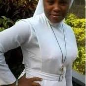 Throwback: Photos of Reverend Sister Who Quitted Religious Profession To Marry A Police Officer