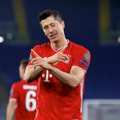 UEFA reacts after Robert Lewandowski won a new award just few days after breaking new record in UCL