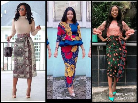 Dear Mumies, See Chic And Attractive Ankara Styles You Need To Slay During Valentine