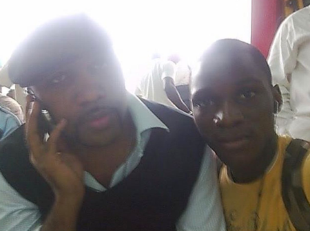 Dreams: Checkout This Throwback Photo Of Banky W And Tobi Bakre That Got Fans Talking