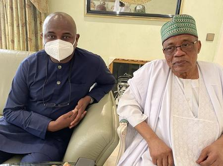 2023: Top Nigerian Banker Meets IBB, Abdulsalami For Presidential Blessing