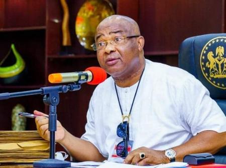 Opinion: Father and son could kick Hope Uzodinma out of office