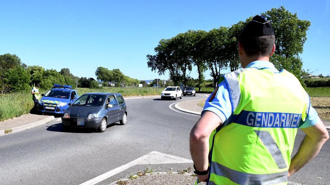 Contrôles routiers en Aveyron : le programme de la semaine