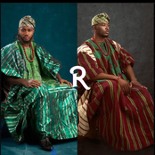 Praise Vs Eric in Native attire Who Nailed it? - See How Fans Voted Online