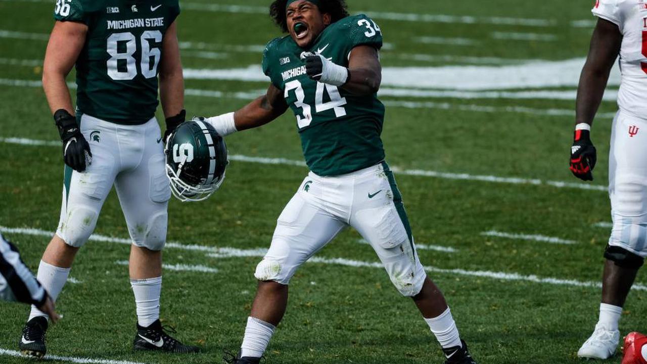 Michigan State Football LB Antjuan Simmons named East-West Shrine Bowl All-Star