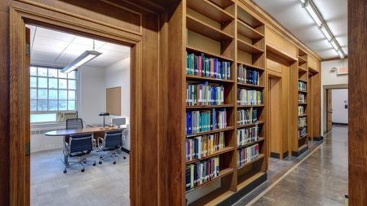 Redesign At Institute For Advanced Study Renews Historic Facility