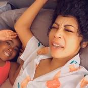 Kelly Khumalo's beautiful voice touches the hearts of her fans on a recent post. See their reactions