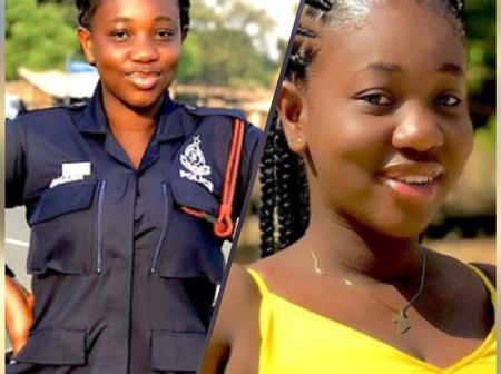This female officer slays with swag - Reaction as Policewoman flaunts beauty in trendy jumpsuit