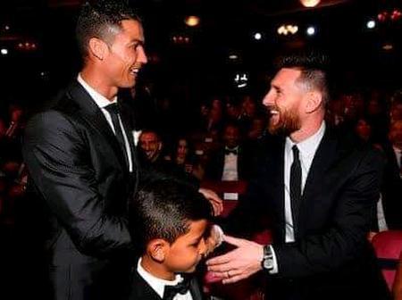 UEFA Nominates Nigeria Captain, Messi, Ronaldo, Neymar, Lewandowski For Team of the Year