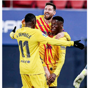 Check Out The Barcelona Academy Player That Was Compared To Paul Pogba Finally Score His First Goal