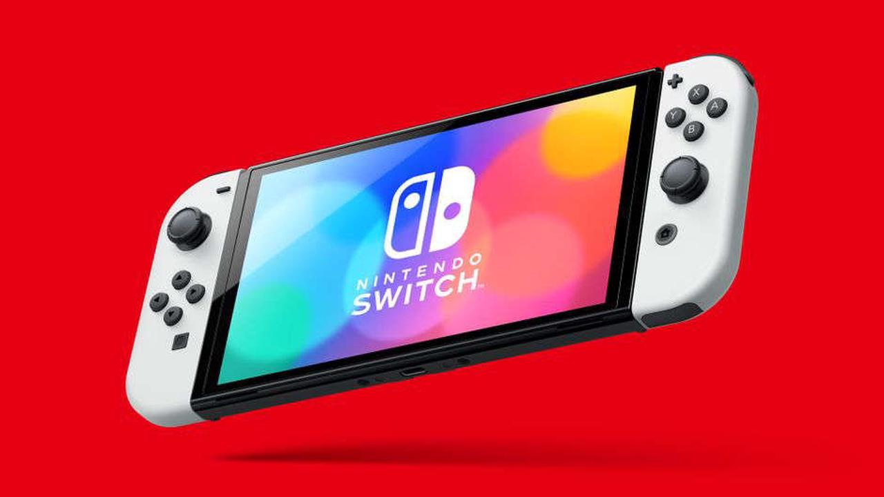 Nintendo's OLED Switch isn't for you, and that's fine