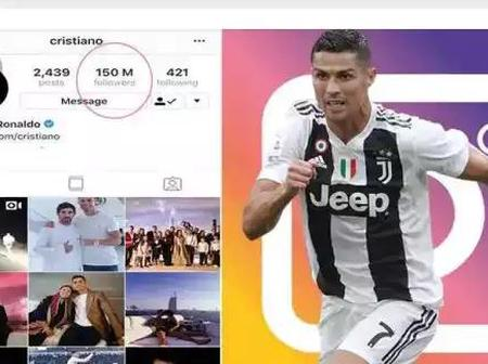 This Celebrity Sets Record As He Becomes The First Person To Have 500Million Followers On Instagram