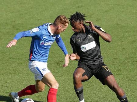 One-time Super Eagles invitee shines as Wigan draw at Wimbledon