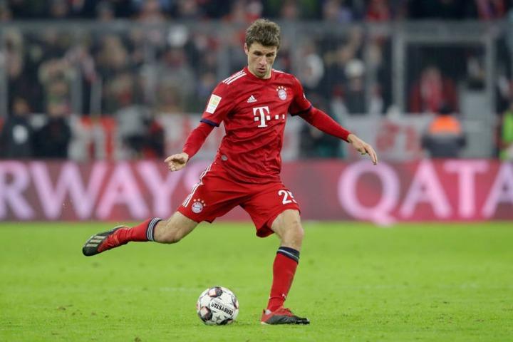 Thomas Muller breaks Kevin De Bruyne Bundesliga record in Bayern ...