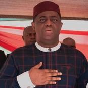 """""""My Battle Cry Is Victory Or Death"""" - FFK Says As He Becomes Most Consistent Opposition To Buhari"""