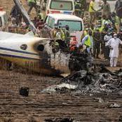 Nigeria Plane Crash in Abuja Leaves All Seven Passengers Dead